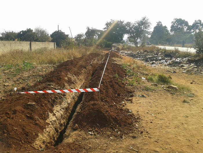 Econet installing fibre optic in high density areas