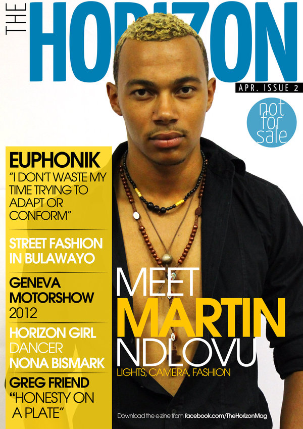 Horizon magazine issue #2
