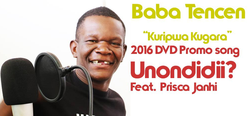 Download Baba Tencen's latest music track 'Ungandidii' Here