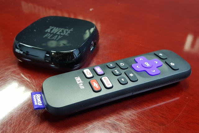Kwese Play Box and Remote