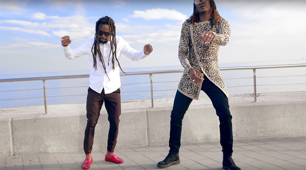 Video: Angel Lo – Jah Prayzah featuring Jah Cure #NewMusic