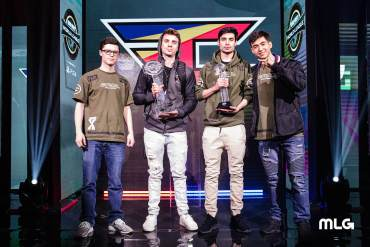 FaZe Clan Earns Title of CWL Pro