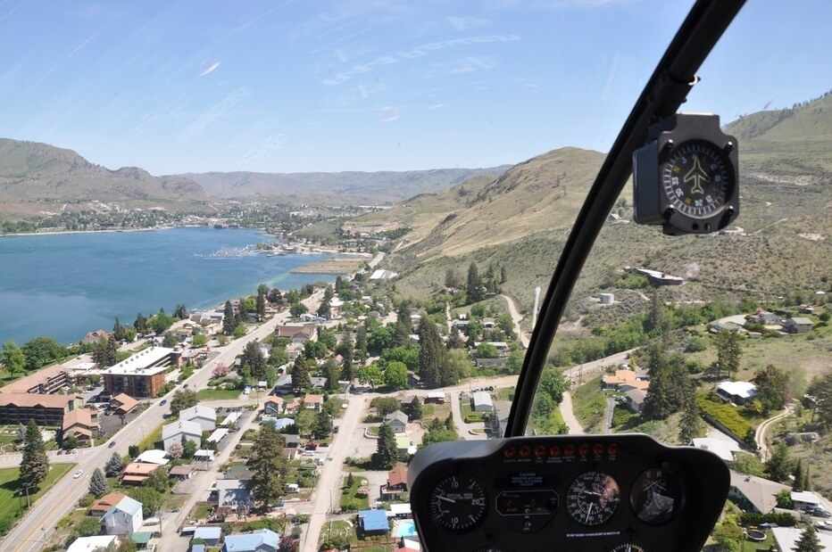 Wine Country Lake Chelan