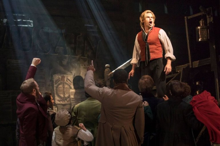 Seattle's Paramount Les Miserables
