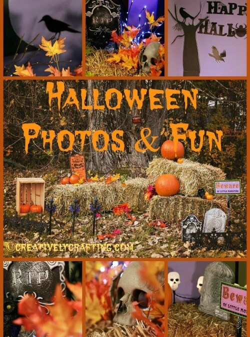Halloween Photos & Photoshoots