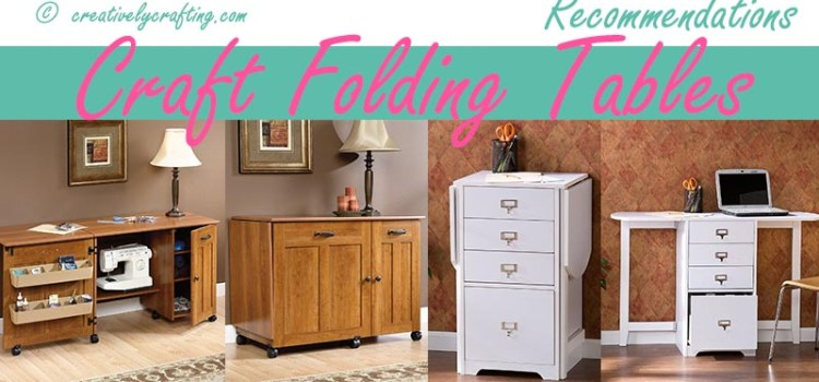 Craft Folding Tables