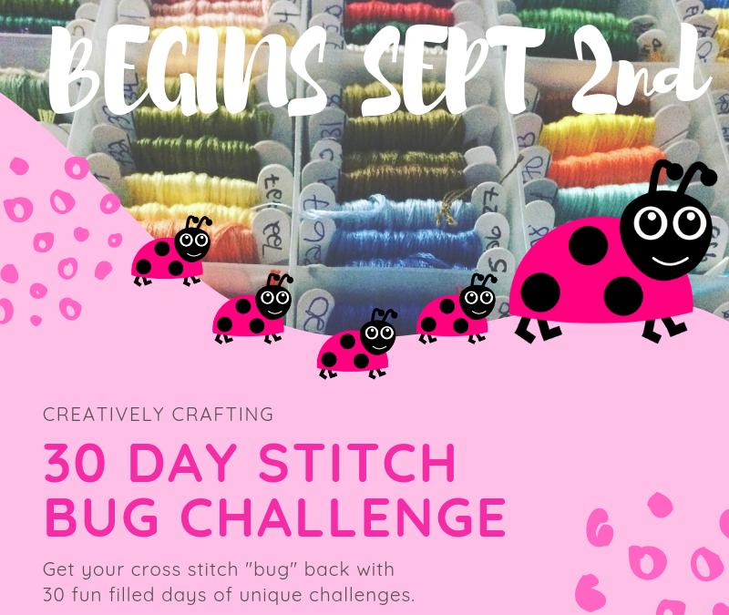 Stitch Bug Challenge