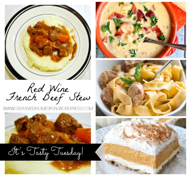 Tasty Tuesday 1027