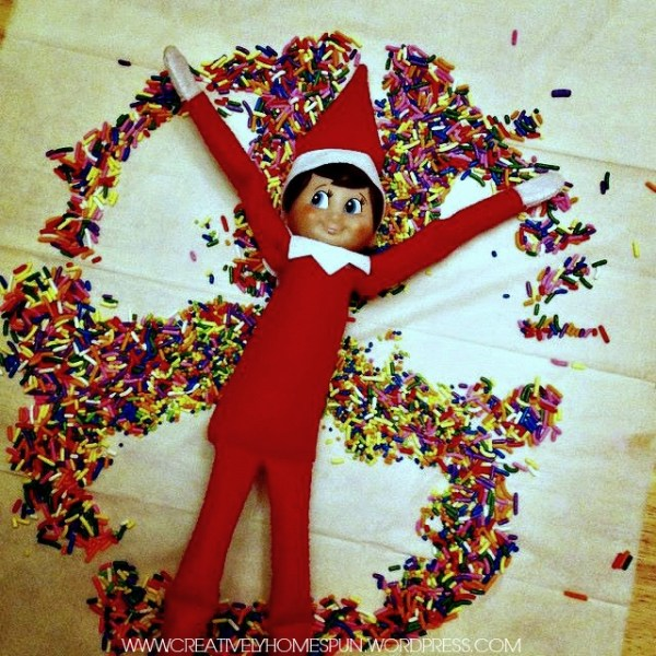 40+ Toddler Friendly Elf on the Shelf Ideas