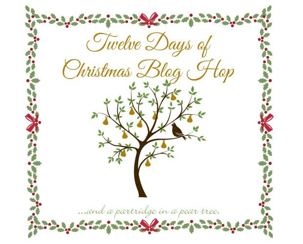 12 Days of Christmas Blog Hop: 15 Talented Bloggers are getting together to share some inspiring Christmas Creations! Check out these DIY projects, Recipes, and Gift Ideas!!! #12DaysOfChristmasBlogHop