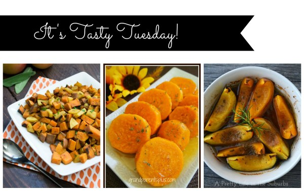 It's Tasty Tuesday #linkup #blog #recipe #roundup #foodblogger