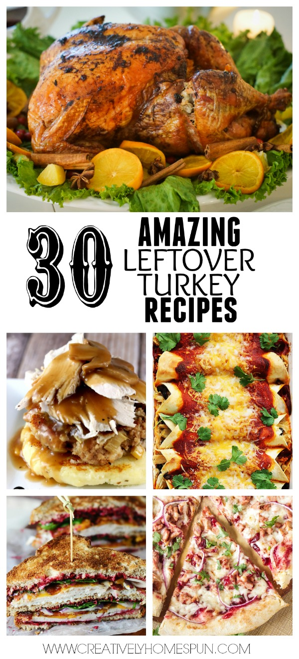 30-amazing-leftover-turkey-recipes