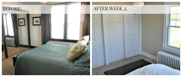 ONE ROOM CHALLENGE: Master Bedroom Makeover- Week 3
