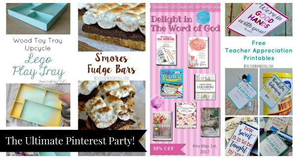 The Ultimate Pinterest Party, Week 147