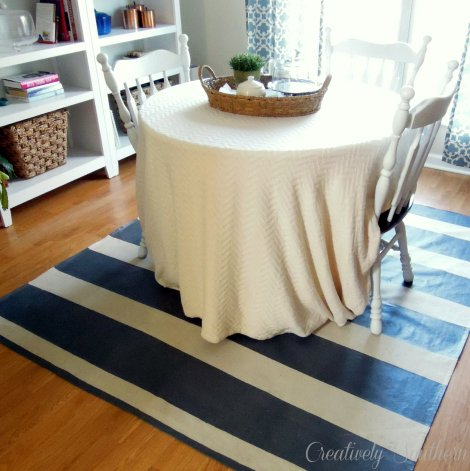 inexpensive floor covering