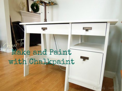 how to make chalkpaint