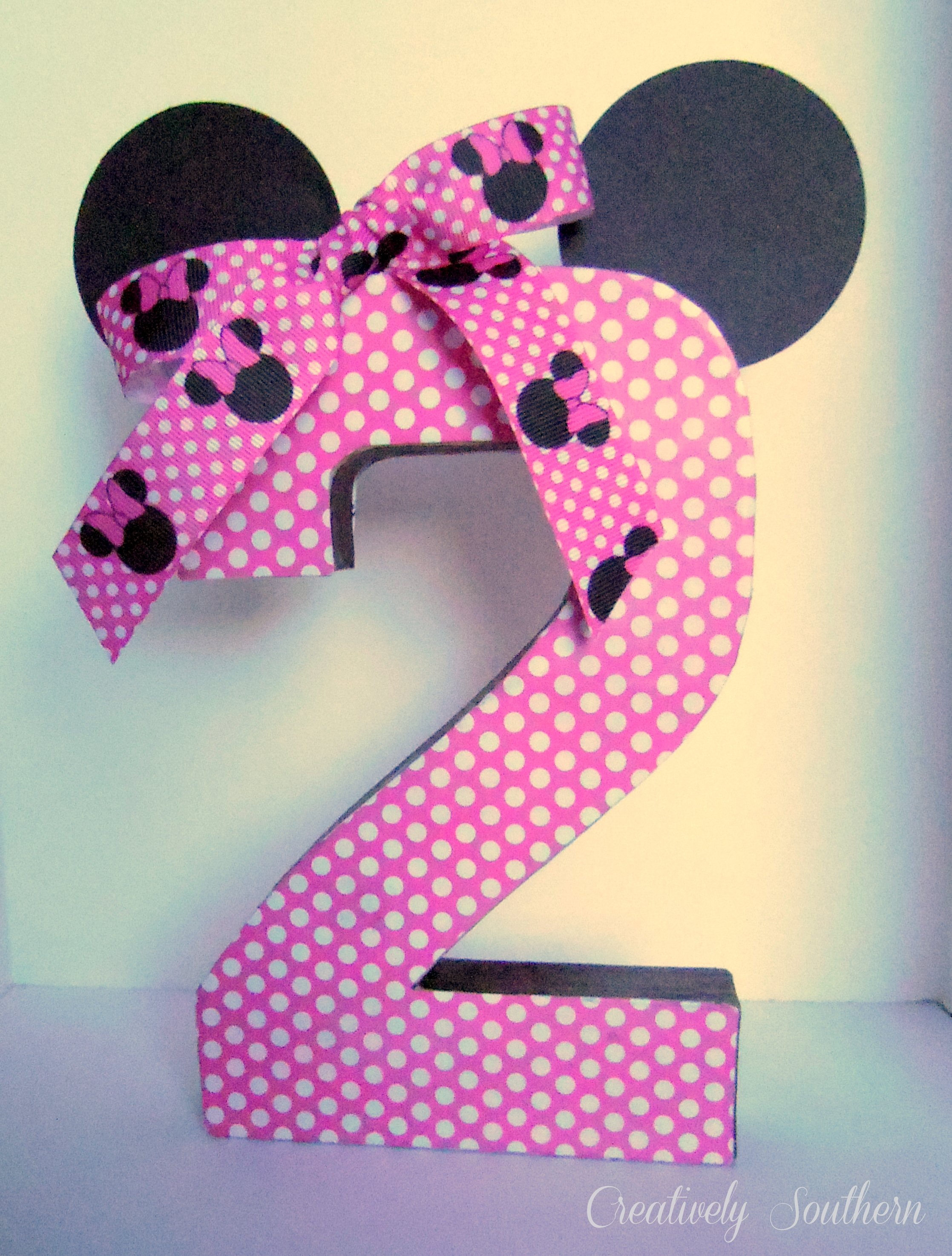 Minnie mouse birthday and paper mache minnie mouse birthday party amipublicfo Choice Image