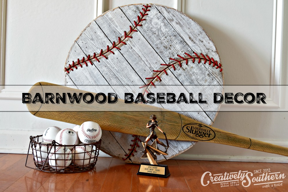 baseball room decorating
