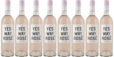 Yes Way Rosé Introduces Rosé Wine At Target