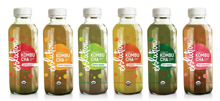 Evolution Fresh Launches Organic Kombucha