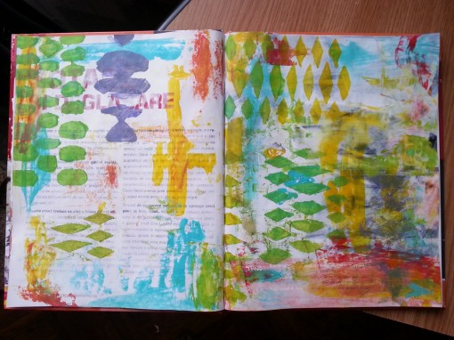Inside a Book-Journal