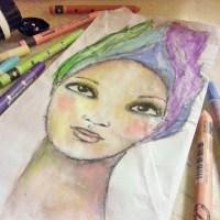 14/30 portrait challenge by Cristina Parus @ creativemag.ro