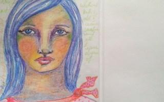 24/30 portrait challenge by Cristina Parus @ creativemag.ro