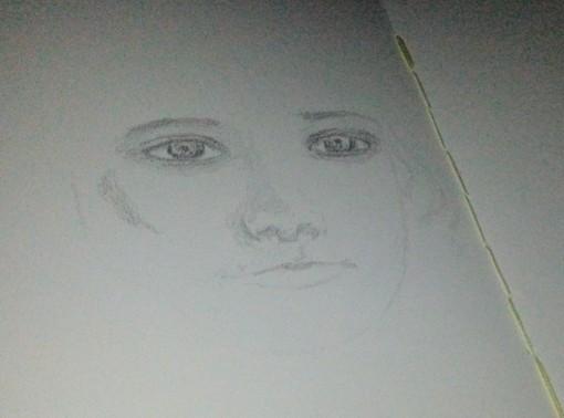 5/30 portrait challenge by Cristina Parus @ creativemag.ro
