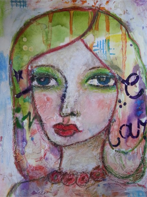 believe in your art - by Cristina Parus @ creativemag.ro