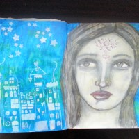 Very Scrap Art Journaling May Challenge