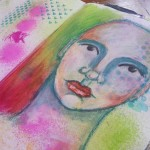 Drawing With Oil Pastels