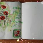 The Quoted pages – Every flower is a soul blossoming in nature