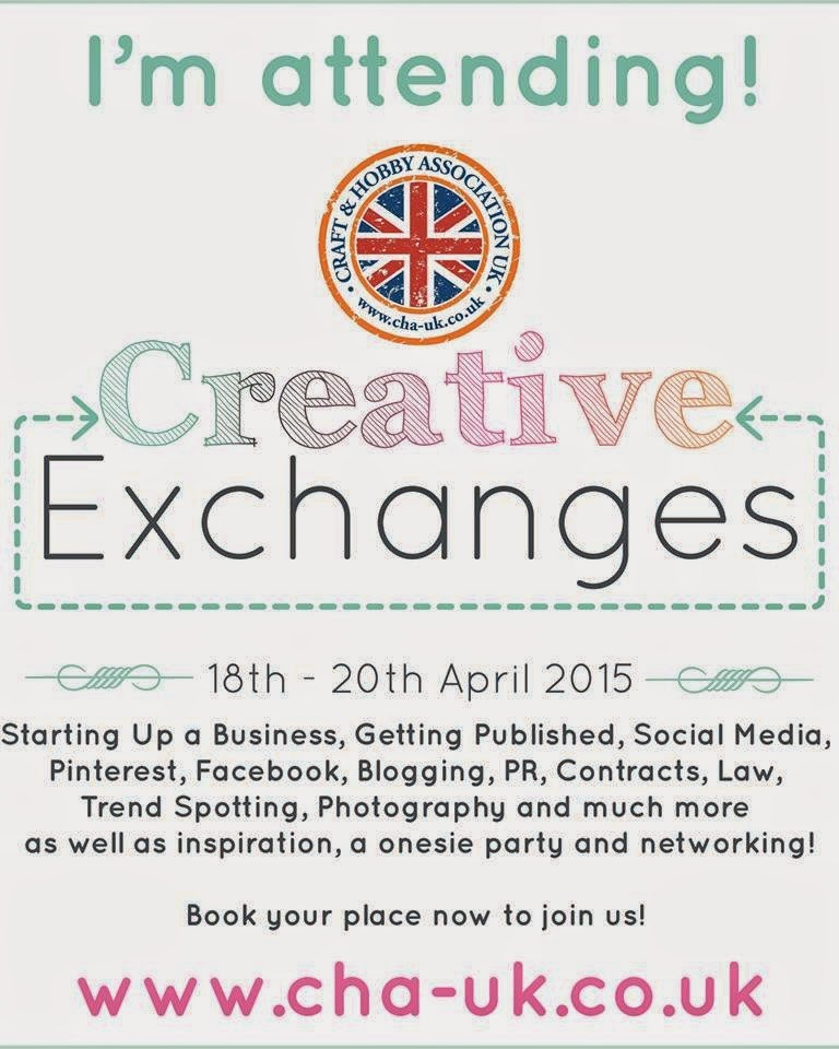 Are you attending the Creative Exchanges Weekend