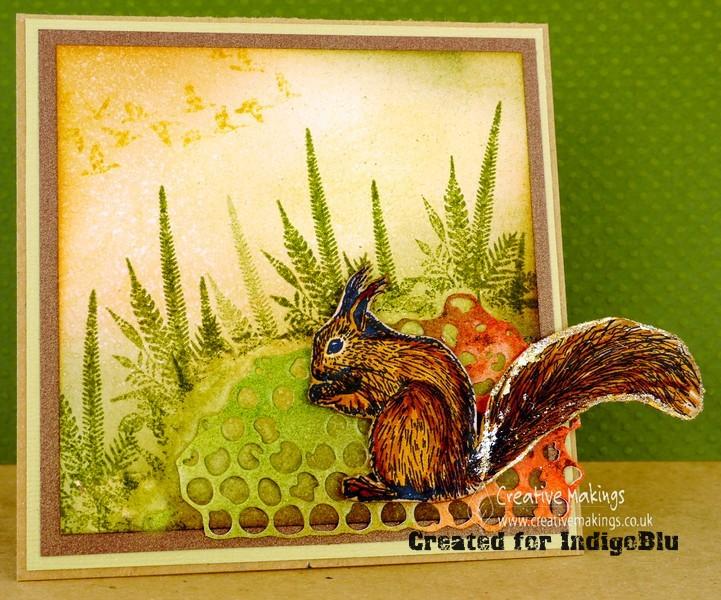 IndigoBlu, Autumn Days Challenge