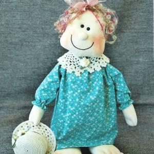 Muffin Doll Sewing Pattern