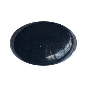 Oval Safety Nose Black