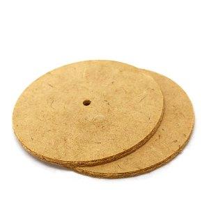Wood Disc Set Teddy Bear Joint