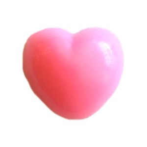 Pink Safety Heart for Soft Toy Making