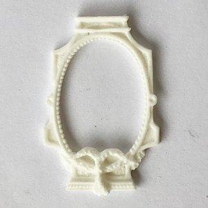 Scrapbooking Dollhouse Picture Frame MF33