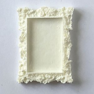 Scrapbooking Dollhouse Picture Frame MF28
