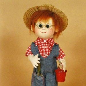 Daniel Cloth Doll Boy