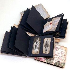 Dollhouse Miniature Photo Album