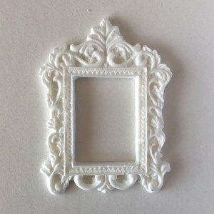 Scrapbooking Dollhouse Picture Frame MF38