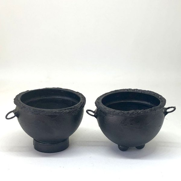Miniature Cauldron Magic Potion Harry Potter Witch Wizard