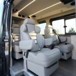 Family Ford Transit With Bathroom