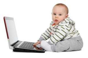 How possible to work at home with kids