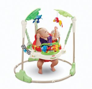Baby activity centers and entertainers