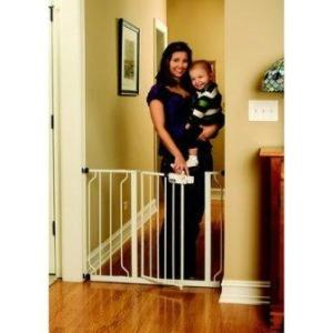 Regalo Easy Step Walk Thru Gate