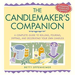 definitive guide to modern candle making
