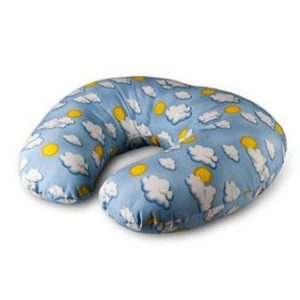 Nursing pillow airplane